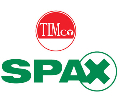 Spax and Timco