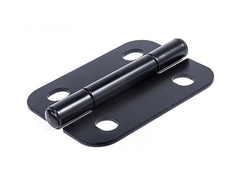 Pressed stainless steel hinge, 180 degree, UM1025